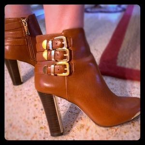 Louise et Cie Leather Booties!